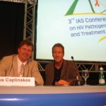 SC pirmininkaujant tarptautineje AIDS konferencijoje