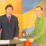 SC tiesiogineje Lietuvos televizijos laidoje